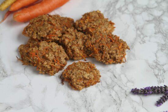 gulerods småkager