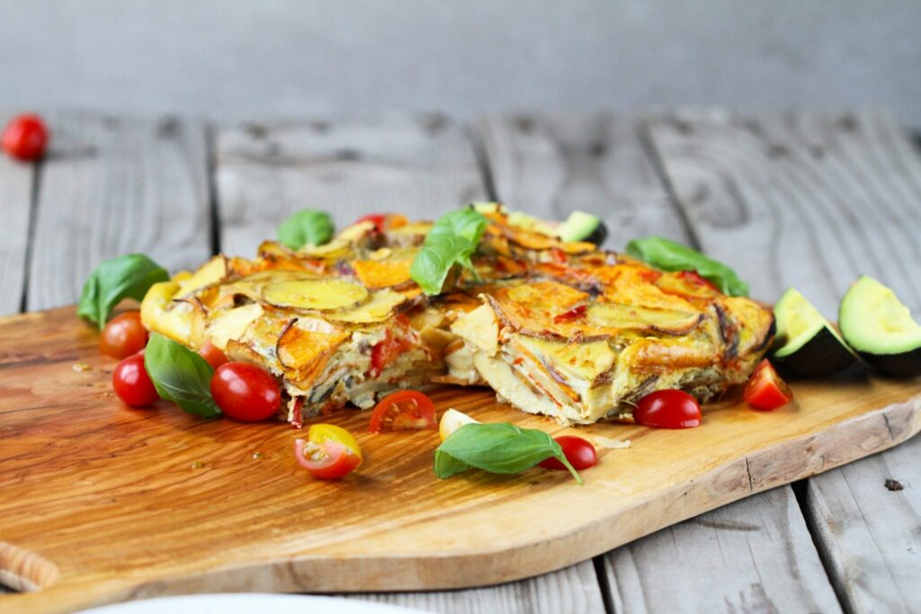 spansk sund tortilla