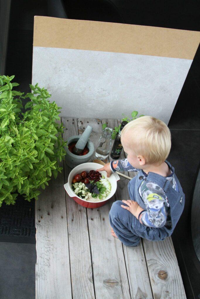 IMG 2166 One pot quinoa - nem og sund comfort food