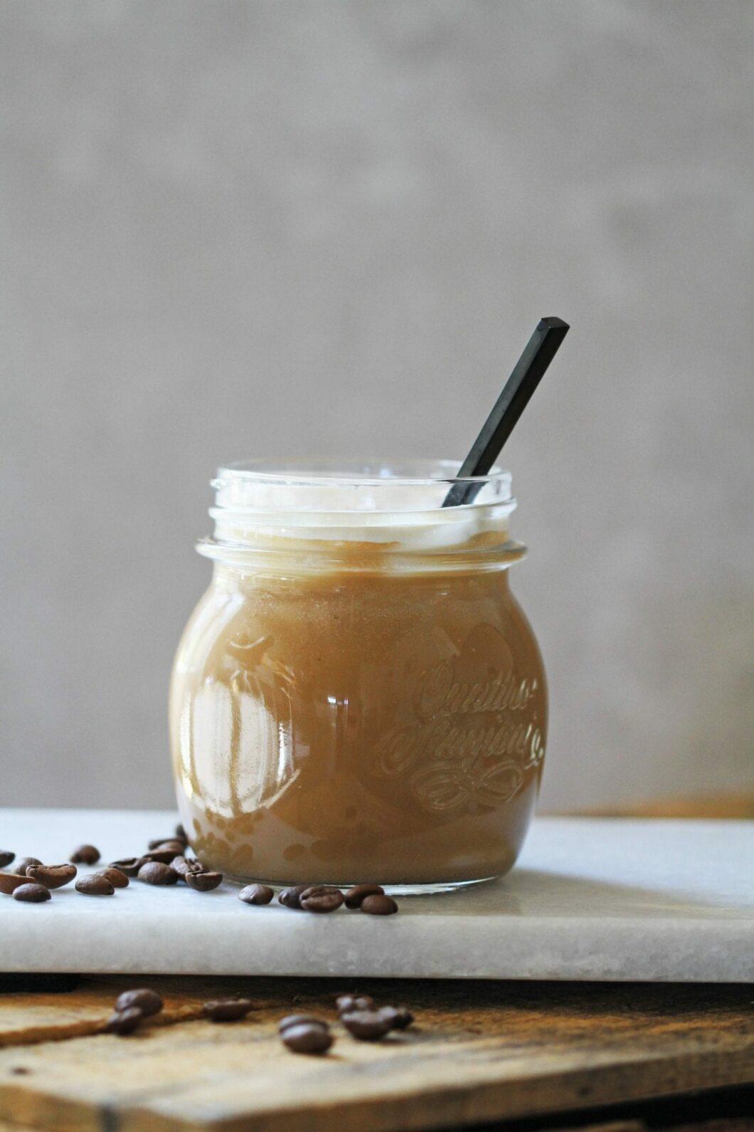 Kalua is kaffe - iskaffe opskrift
