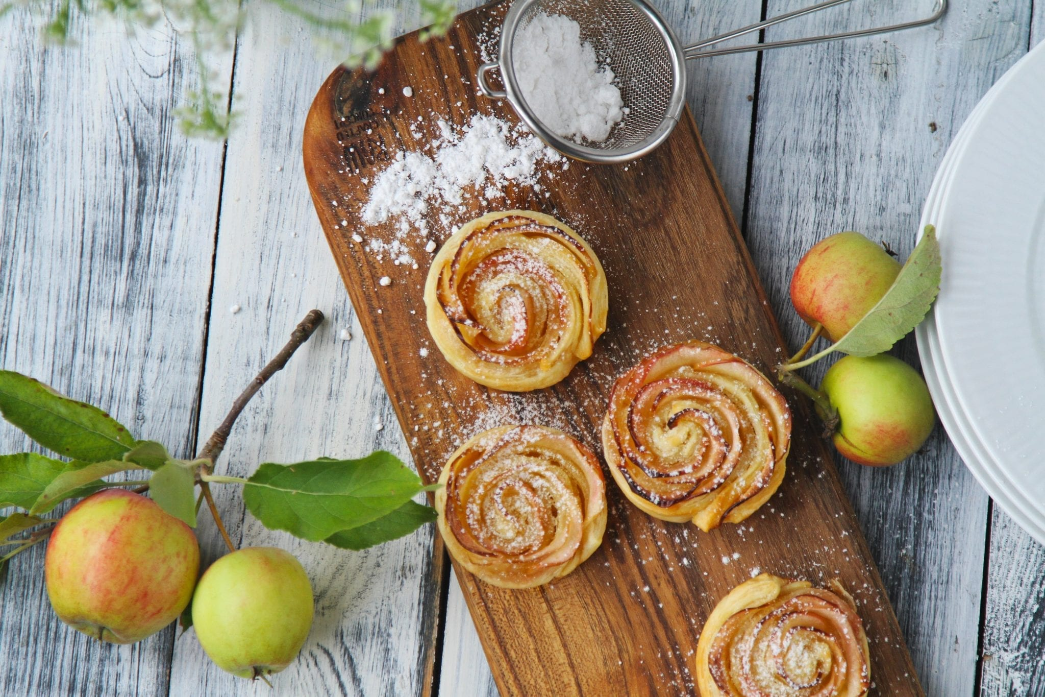 æble roser