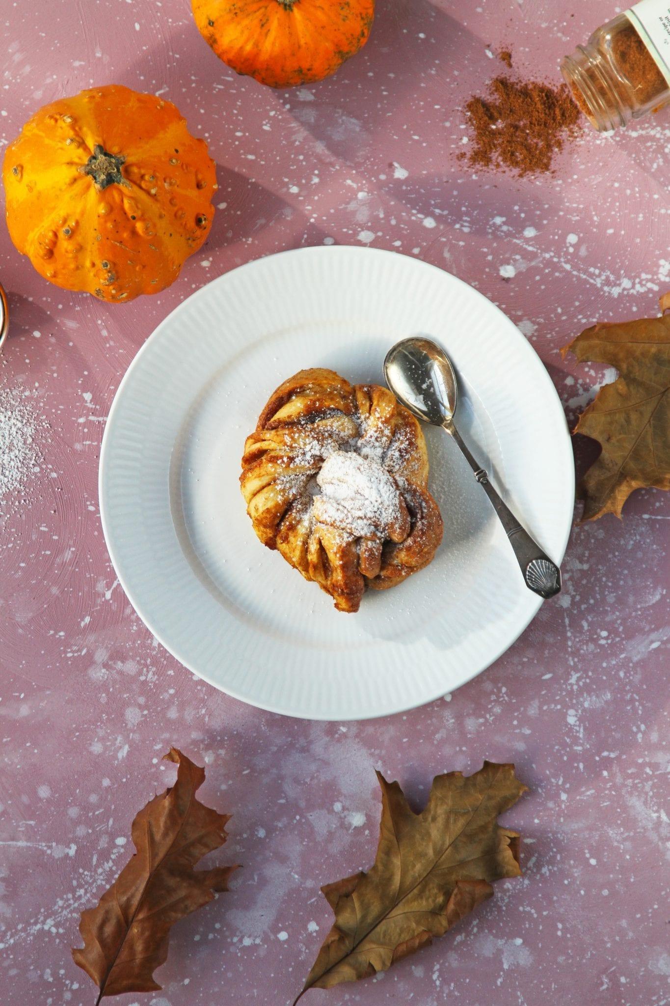 pumpkin spice snegle