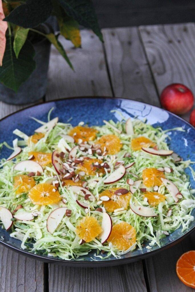 Sprød kålsalat