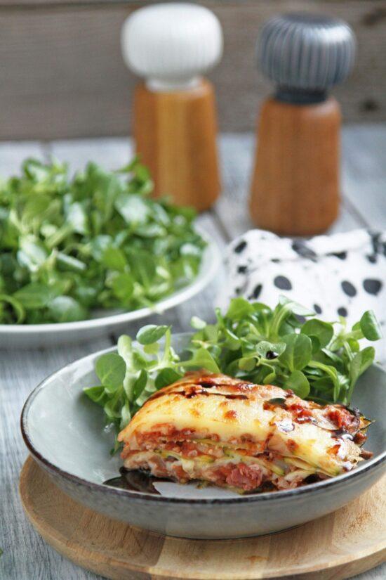 squash lasagne
